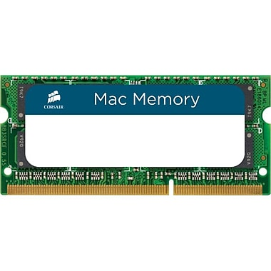 Corsair CMSA16GX3M2A1600C11 16GB 1600MHz DDR3 SODIMM Laptop Memory