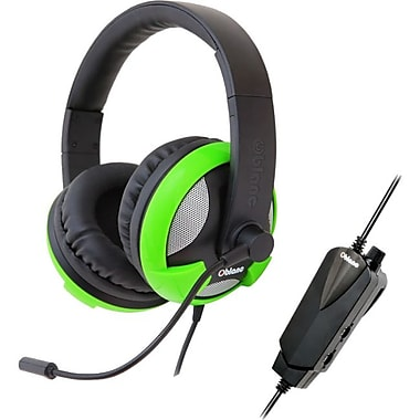 Syba OG-AUD63061 Gaming Headset, Green
