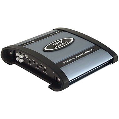 Pyleaudio PLAM1000 Bridgeable Amplifier