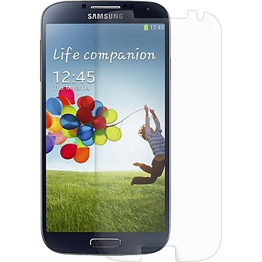 Amzer Samsung Galaxy S4 GT-I9500 Clear Screen Protector