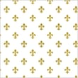 Shamrock 20in. x 30in. Fleur de Lis Printed Tissue Paper, White/Gold