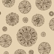 Shamrock 20in. x 30in. West Indies Printed Tissue Paper, Brown/Beige
