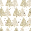 Shamrock 20in. x 30in. Gold Pearl Trees Printed Tissue Paper, Gold Pearl