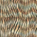 Shamrock 20in. x 30in. Tiger Printed Tissue Paper, Brown/Black/Beige/White