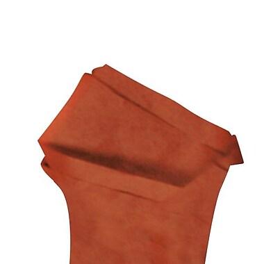 Shamrock 20in. x 30in. Satinwrap® Printed Tissue Paper, Burnt Orange