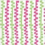 Shamrock 20 x 30 Bubble Stripe Printed Tissue