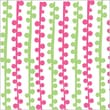 Shamrock 20in. x 30in. Bubble Stripe Printed Tissue Paper, White/Green/Pink