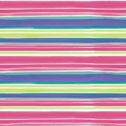 Shamrock 20 x 30 Tie Dye Stripes Printed Tissue Paper, White/Green/Pink/Assorted