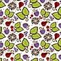 Shamrock 20 x 30 Fresh Fruit Printed Tissue