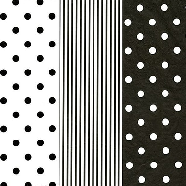 black and white tissue paper Shop shamrock 20 x 30 printed tissue paper, black & white at staples choose from our wide selection of shamrock 20 x 30 printed tissue paper, black & white and get fast & free shipping on select orders.