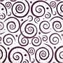 Shamrock 20 x 30 Swirls Printed Tissue Paper,