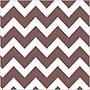Shamrock 20 x 30 Bold Chevron Printed Tissue