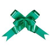 Shamrock Bow Magic® Splendorette® Butterfly 6 3/4(dia) Pull Bow With 74 Band Ribbon, Emerald