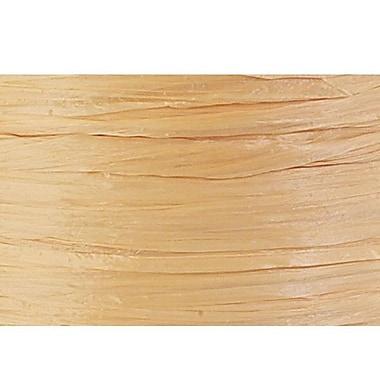 Shamrock Wraphia® 100 yds. Matte Rayon Ribbon, Oatmeal