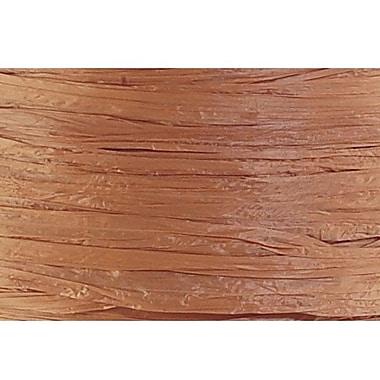 Shamrock Wraphia® 100 yds. Matte Rayon Kraft Ribbon