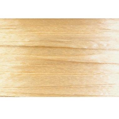 Shamrock Wraphia® 100 yds. Pearlized Nylon Ribbon, Oatmeal