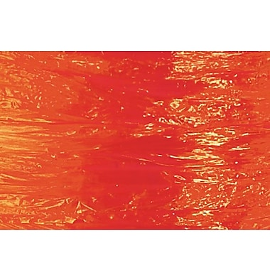 Shamrock Wraphia® 100 yds. Pearlized Nylon Ribbon, Orange