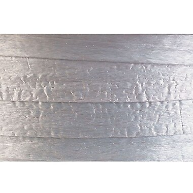 Shamrock Wraphia® 100 yds. Pearlized Nylon Ribbon, Silver