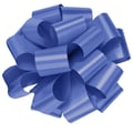 Shamrock 5in. x 18 Loops Splendorette® Pre Notched Bows, Royal
