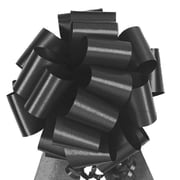 Shamrock 5 1/2 x 20 Loops Flora-Satin®  Perfect Bows, Black