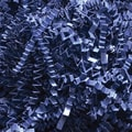 Shamrock Crinkle Cut™ Shred, Navy Blue