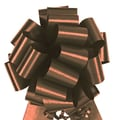 Shamrock 5 1/2in. x 20 Loops Flora-Satin®  Perfect Bows, Chocolate