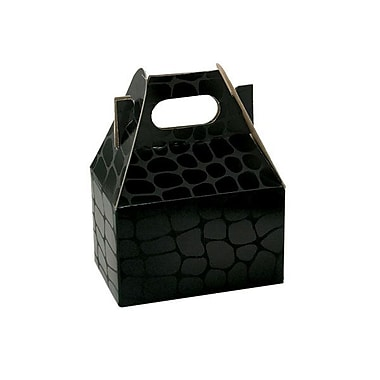 Shamrock 4in. x 2 1/2in. x 2 1/2in. Mock Croc Gable Box, Assorted