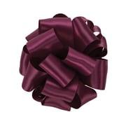 Shamrock 7/8 x 100 yds. Double Face Satin Ribbon, Wine