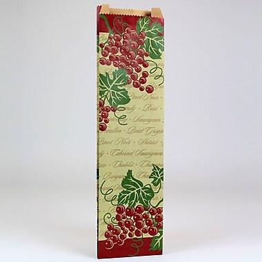 Shamrock 5in. x 2in. x 18in. Vinotopia Bottle/Bread Bags, Natural Kraft Brown