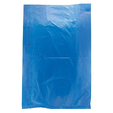 Shamrock 6 1/2in. x 9 1/2in. High Density Merchandise Bags, Dark Blue