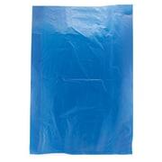 Shamrock Plastic 11H x 8.5W High Density Merchandise Bags, Dark Blue, 1000/Carton