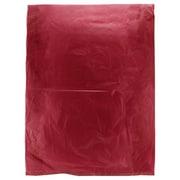 Shamrock 12 x 15 High Density Merchandise Bags, Burgundy Red