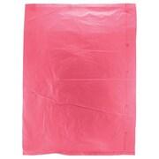 Shamrock Plastic 15H x 12W High Density Merchandise Bags, Magenta, 1000/Carton
