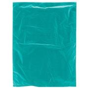 Shamrock 12 x 15 High Density Merchandise Bags, Teal Green