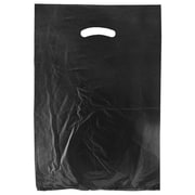"Shamrock 12"" x 3"" x 18"" High Density Die-Cut Handle Merchandise Bags"