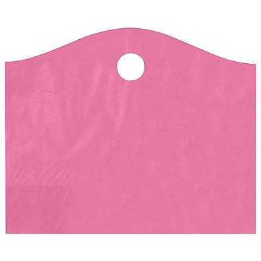 Shamrock 22in. x 18in. x 8in. Super Wave® Die-Cut Handle Bags, Sizzling Pink