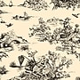 Shamrock 20 x 30 Oatmeal Printed Tissue Paper,