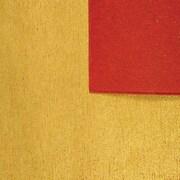 """Shamrock 20"""" x 30"""" Tiara Premium 2 Sided Printed Tissue Paper, Gold/Red"""
