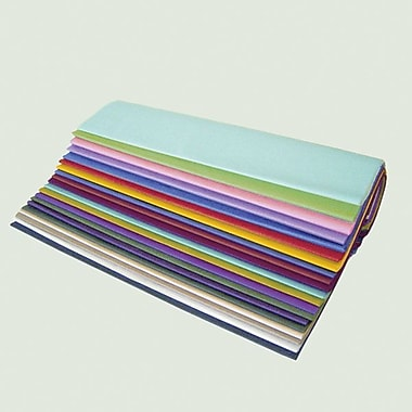 Shamrock 20in. x 30in. Satinwrap® Popular Medley Pack Tissue Paper
