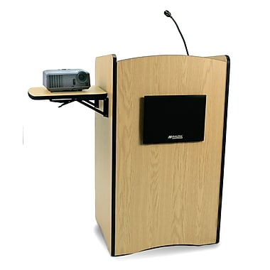 Amplivox Lectern, Sound, Econ-Multimedia, Maple