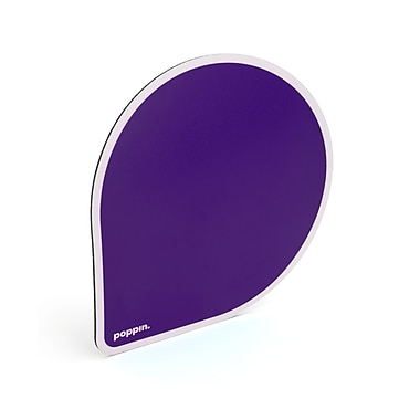 Poppin Purple  Mousepad