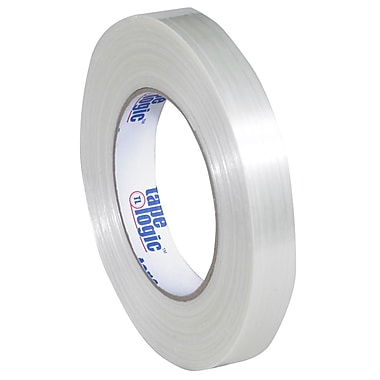 Tape Logic™ 3/4in. x 60 yds. Filament Tape, 12/Case
