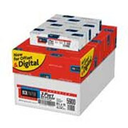 "Appleton NCR Superior 8-1/2"" X 11"" Bond Carbonless Paper, Canary/White, 500/Ream (5887N)"