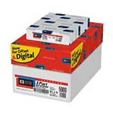 Appleton NCR Superior 8 1/2in. X 11in. Bond Carbonless Papers, 500 / Ream
