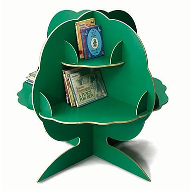 Whitney Brothers Reading Storage Tree, Green