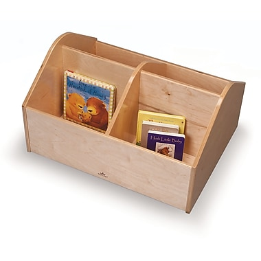Whitney Brothers Baby Book Chest, Natural