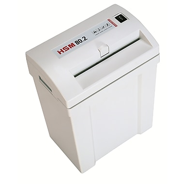 HSM® Classic 80.2 10 - 12 Sheet Strip-Cut Shredder