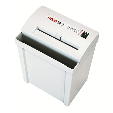 HSM® Classic 90.2C 6 Sheet Cross-Cut Shredder