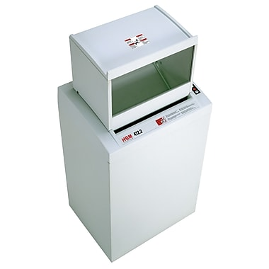 HSM® Classic 412.2C 38 - 40 Sheet Cross-Cut Shredder