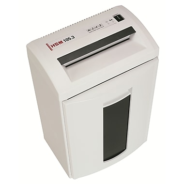 HSM® Classic 105.3L5 5 - 6 Sheet Cross-Cut Shredder